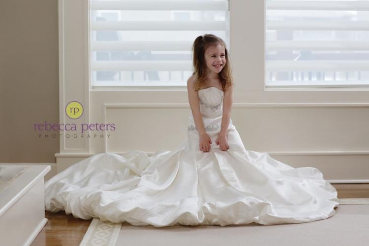 Brooke | In Mommy\'s Wedding Dress
